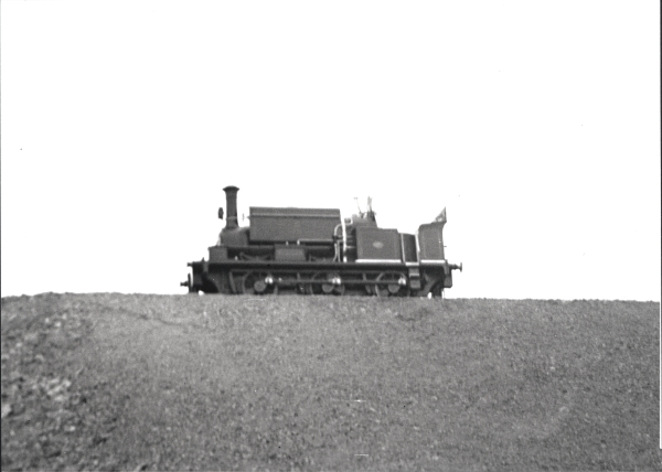 In 1931, Logan & Hemingway were entrusted with the construction of both the Westbury and Frome cut-off lines for the Great Western Railway. This photograph was taken that year by the well-known railway photographer, Ivo Peters, who believed that this locomotive was in fact, No. 10 (formerly No. 30).
