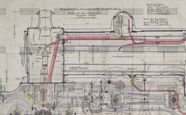 Locomotive Plans