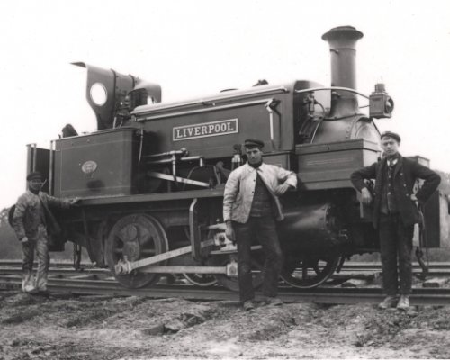 Contractors' Locomotives