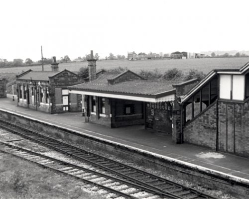 Quorn & Woodhouse Station History
